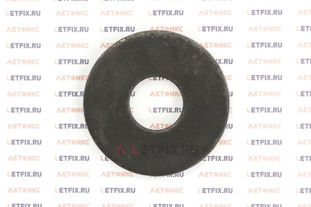 Плоская шайба (крупная серии) М24 ГОСТ ISO 7093-1-2016 без покрытия
