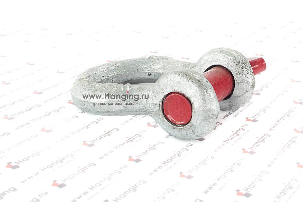 Скоба омегоообразная (Omega) 13 мм