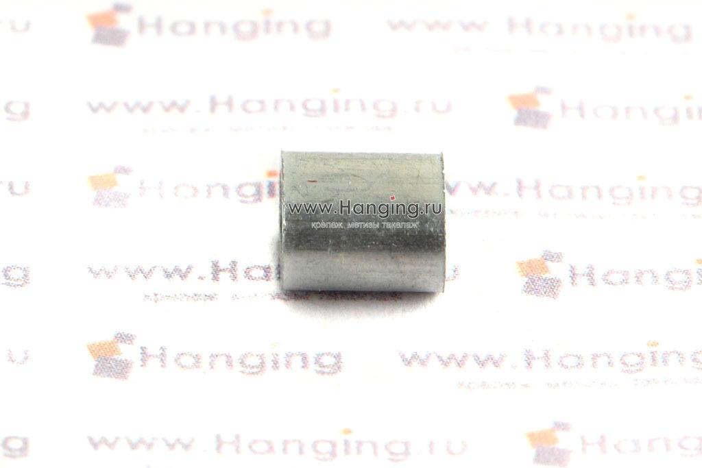 Зажим алюминиевый для троса 2 мм