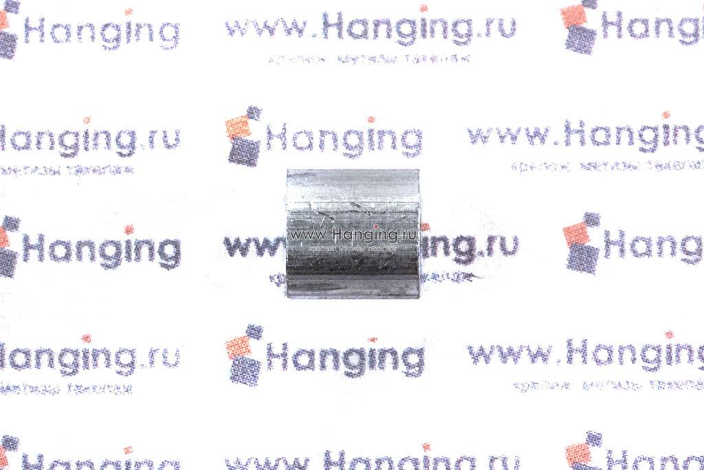 Зажим из алюминия для каната 3 мм