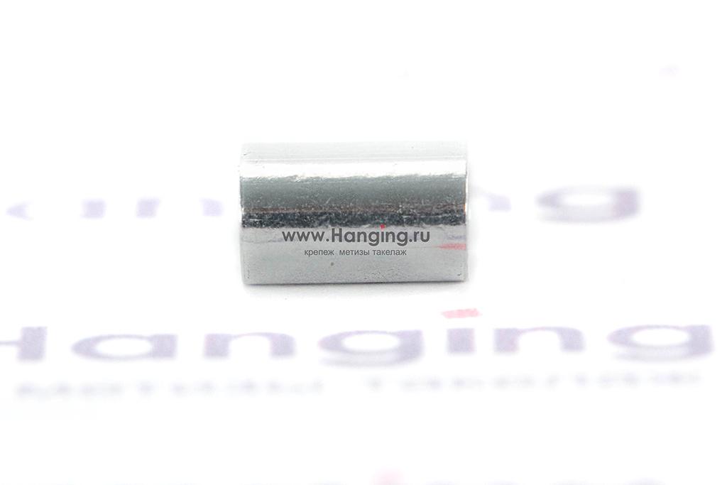 Зажим алюминиевый для троса 1,5 мм