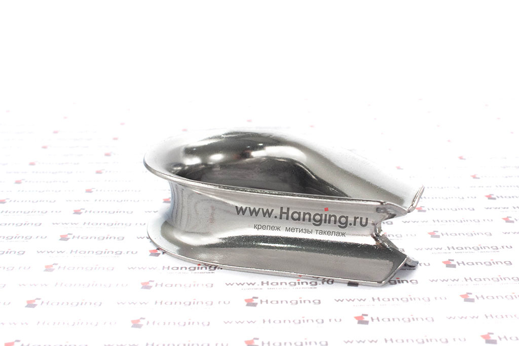 Коуш 16 мм нержавеющий DIN 6899