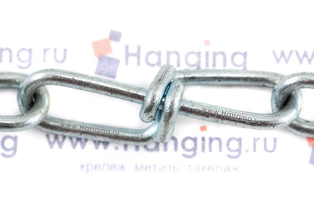 Соединение узлом цепи 2 мм