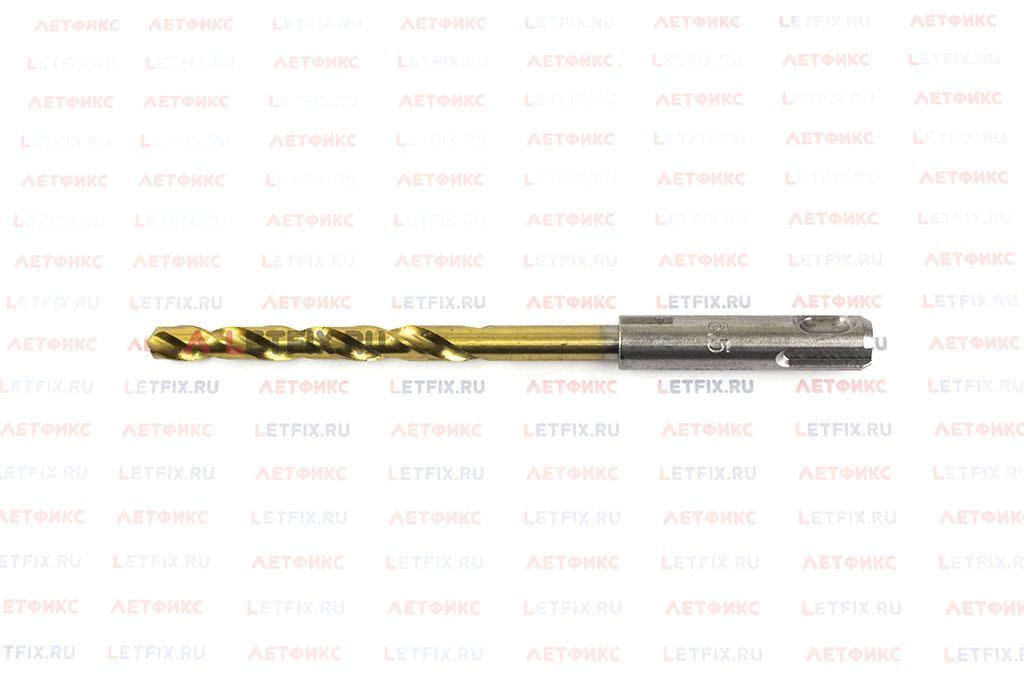 Сверло по металлу Makita SDS-Plus HSS-TiN 6,5х131 для перфоратора B-57473
