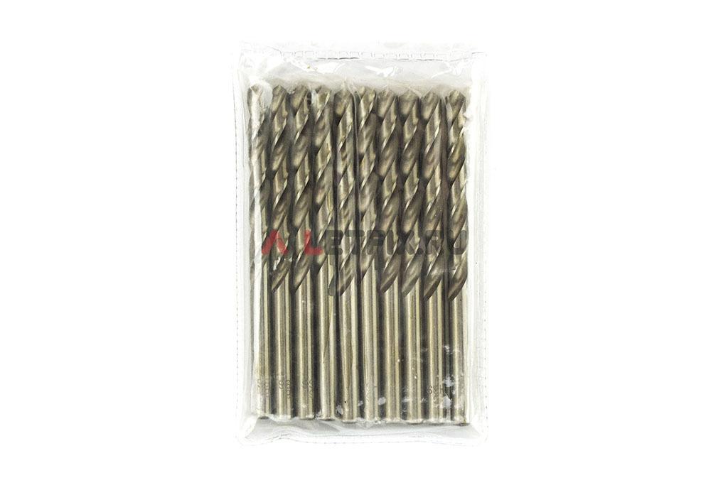 Упаковка свёрл по металлу Макита D-06410 HSS-G 6*93 мм