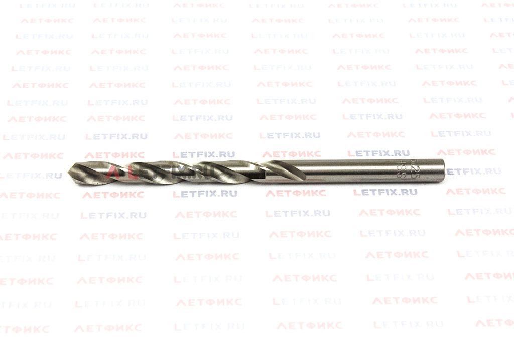 Сверло по металлу Makita HSS-G 6,25*101 D-06426 с цилиндрическим хвостовиком (DIN 338)