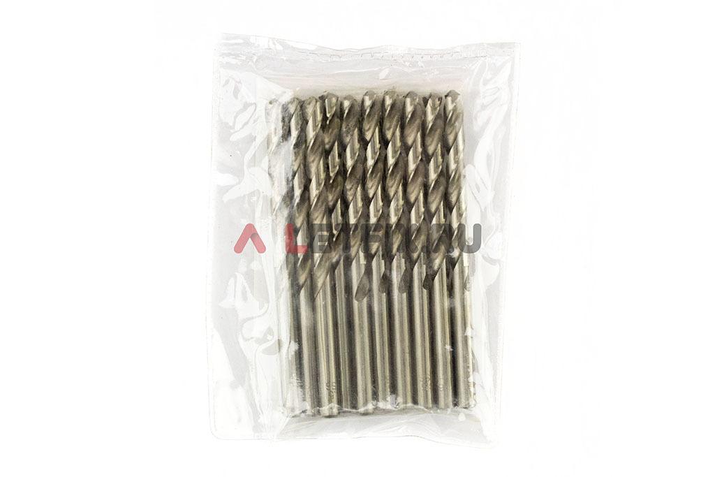 Упаковка свёрл по металлу Макита HSS-G 6,5*101 мм D-06432