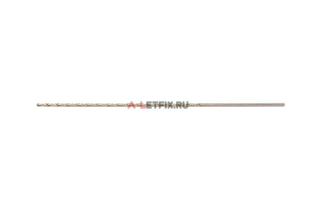 Удлиненное сверло по металлу Makita HSS-G 3*240 P-63105 с цилиндрическим хвостовиком