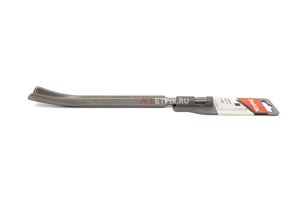 Желобчатое долото SDS-plus Makita P-05533 240 мм с желобом диаметром 22 мм для перфораторов и отбойных молотков
