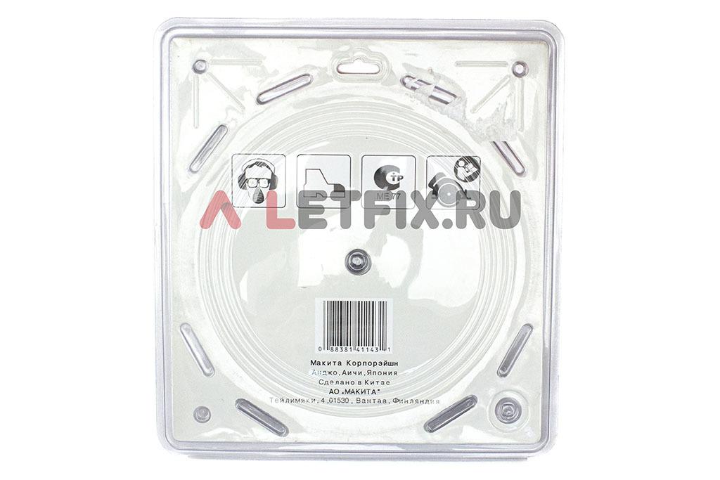 Пильный диск Макита Стандарт D-45951 диаметром 235 мм с 48 зубьями