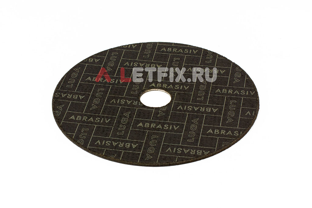 Круг по металлу 150х1,6х22,23 A40 Луга (Лужский абразивный завод)