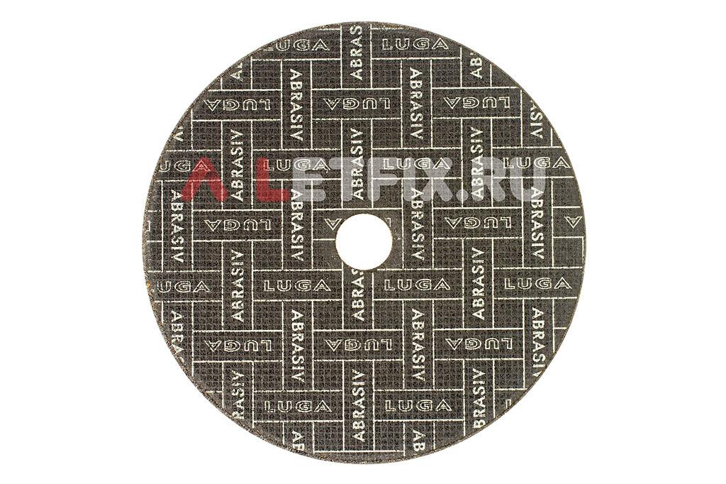 Круг по металлу 180х1,6х22,23 A40 Луга (Лужский абразивный завод)