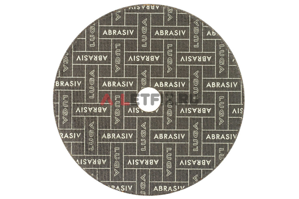 Круг по бетону 180х2,5х22,23 C30 Луга (Лужский абразивный завод)