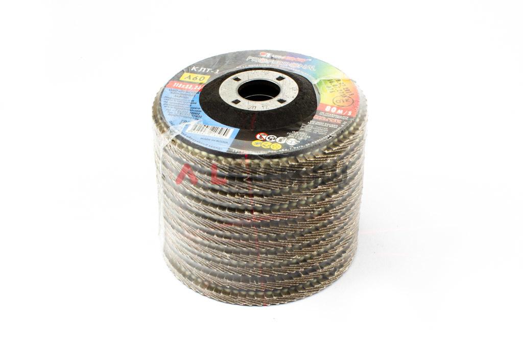Сколько штук в упаковке шлифовальных кругов по металлу КЛТ1 115*22,23 A60 Луга (Luga Abrasiv)