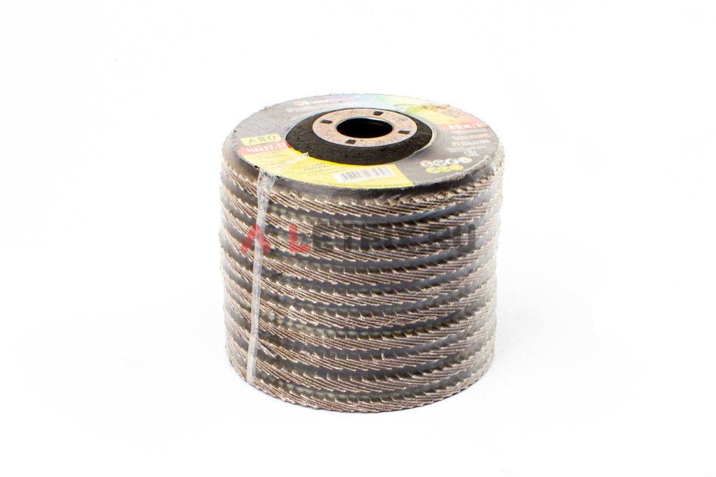 Сколько штук в упаковке шлифовальных кругов по металлу КЛТ1 115*22,23 A80 Луга (Luga Abrasiv)