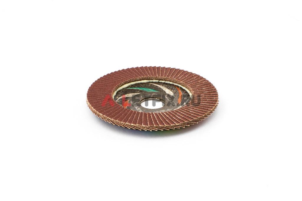 Упаковка шлифовального круга Луга 115 мм A100 КЛТ 1