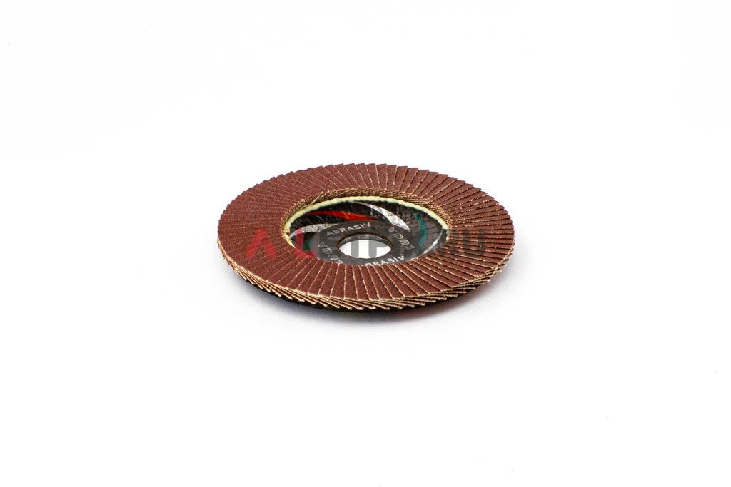 Упаковка шлифовального круга Луга 125 мм A100 КЛТ 1