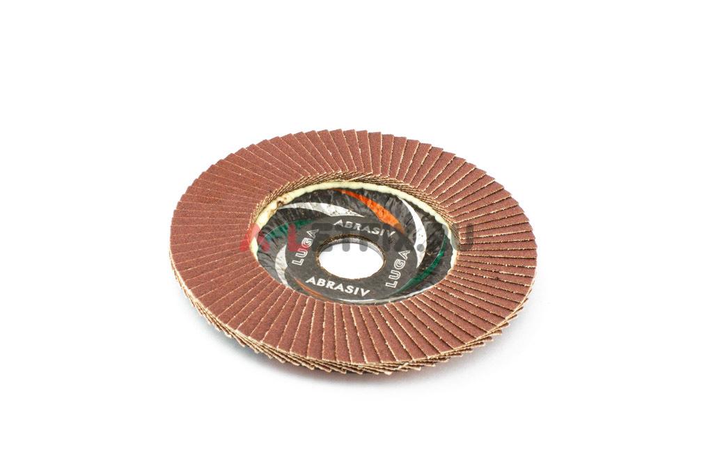 Сколько штук в упаковке шлифовальных кругов по металлу КЛТ1 125*22,23 A100 Луга (Luga Abrasiv)