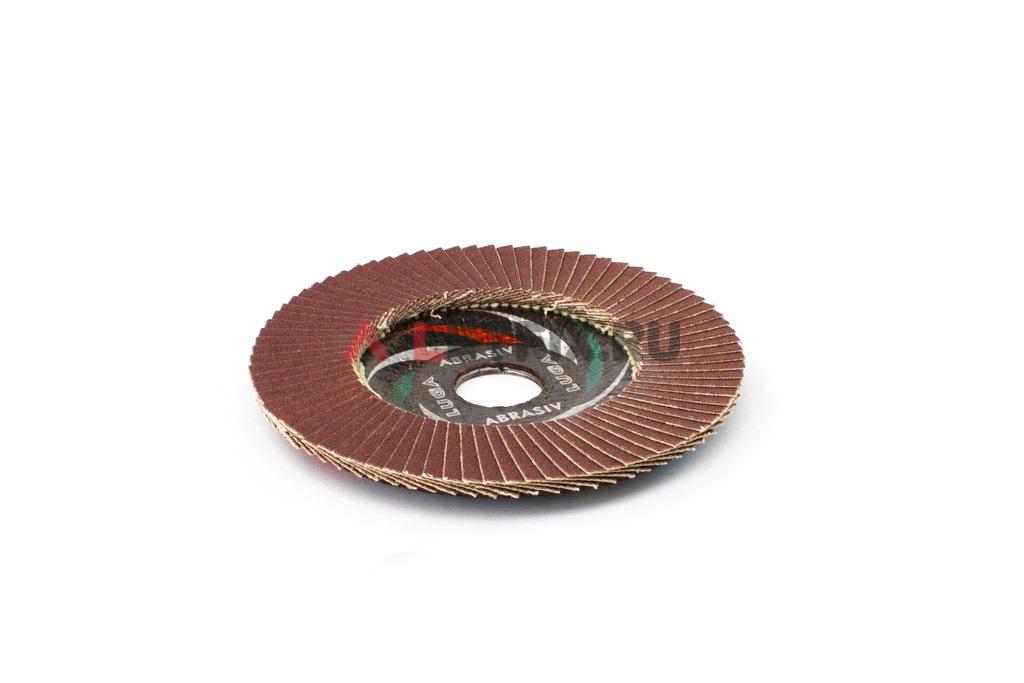 Упаковка шлифовального круга Луга 125 мм A180 КЛТ 1