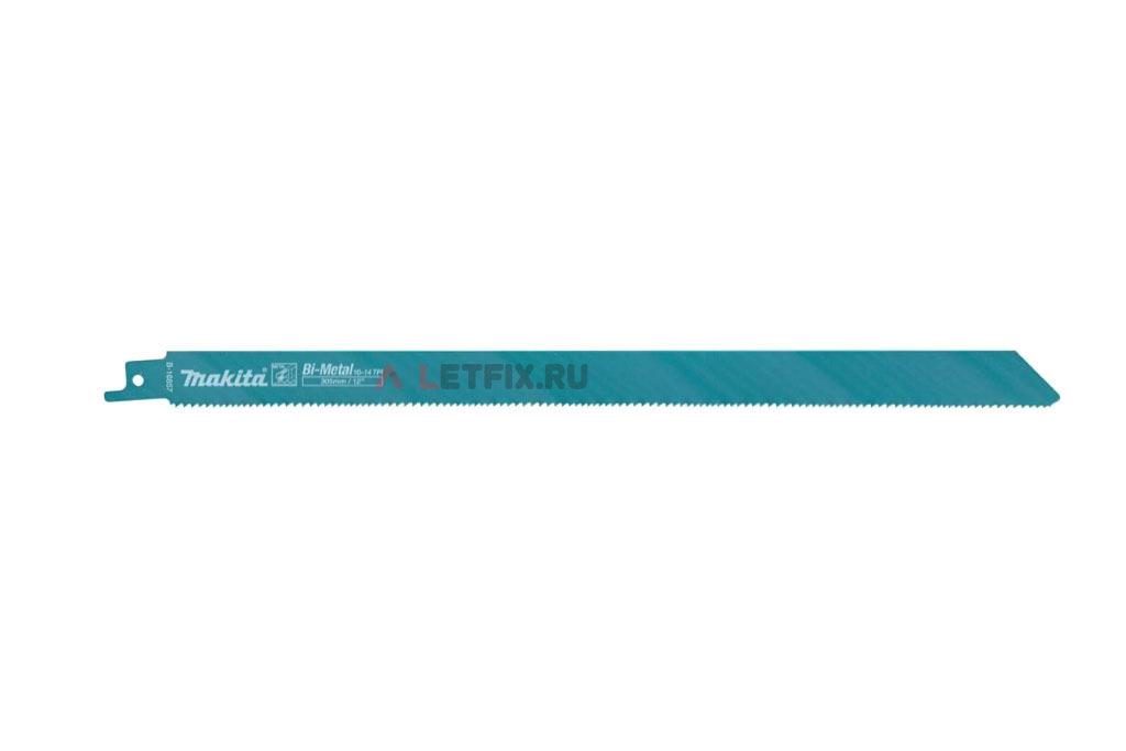 Полотно (пилка) Макита B-16857 для сабельной пилы