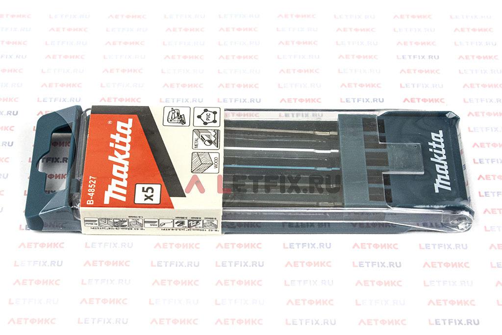 Набор пилок для электрического  лобзика Makita B-48527