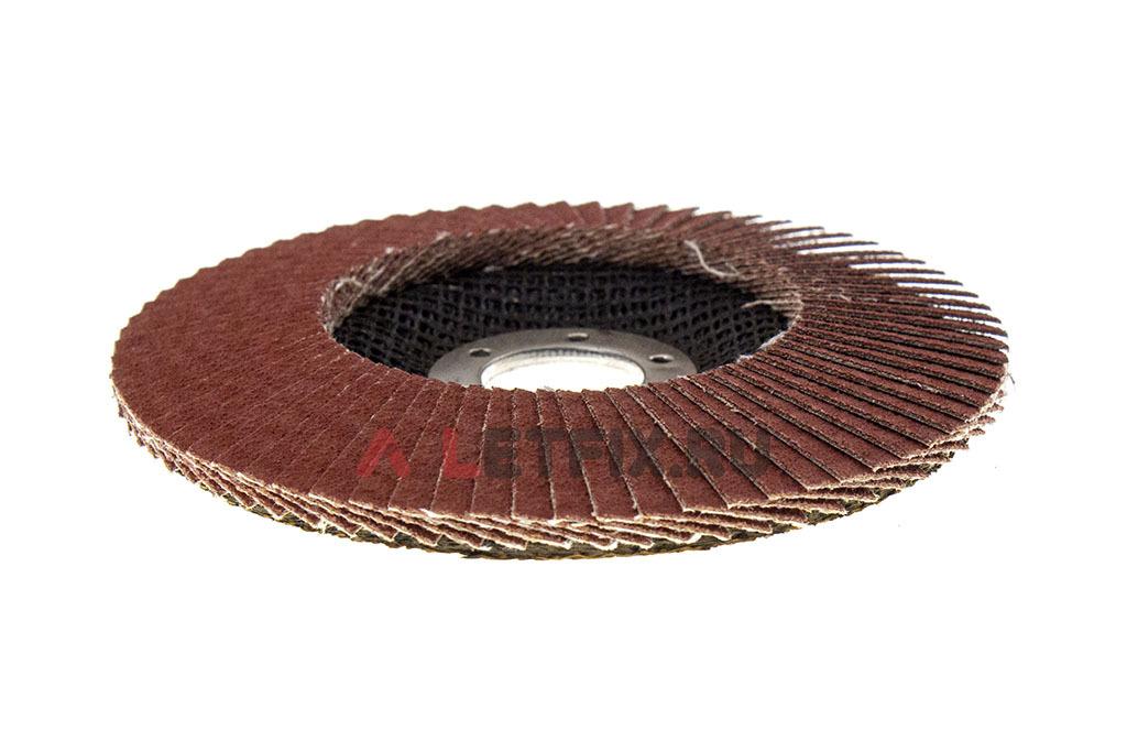 Шлифовальная часть углового диска 125*22,23 Ce80 (C80) Makita D-28357 (основание — стекловолокно)