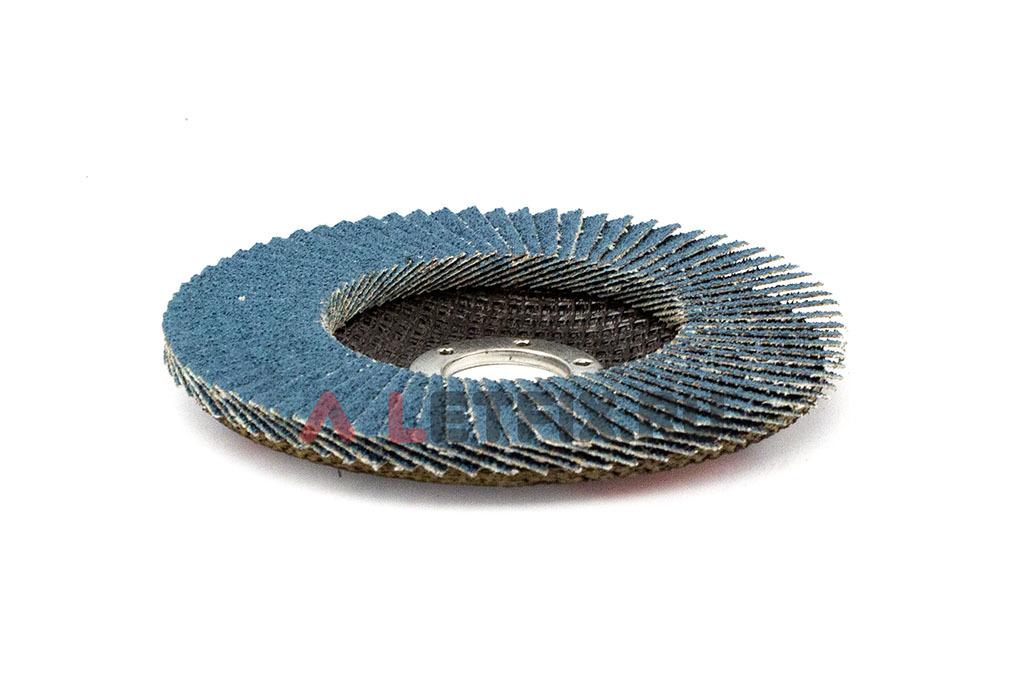 Шлифовальный круг лепестковый Макита D-27682 125*22,23 Z40