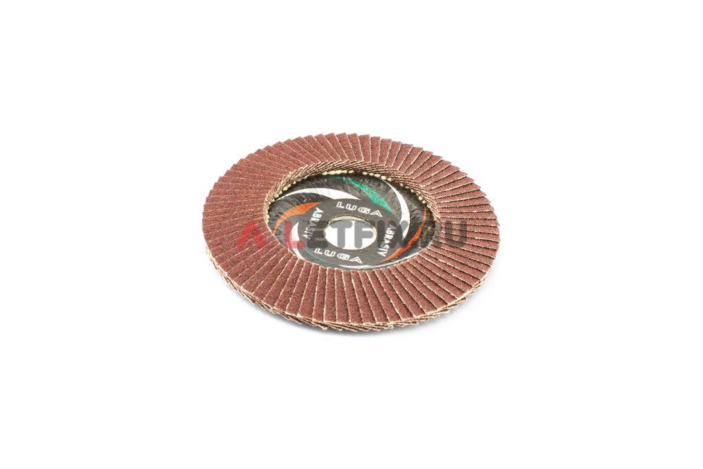 Упаковка шлифовального круга Луга 125 мм A60 КЛТ 2