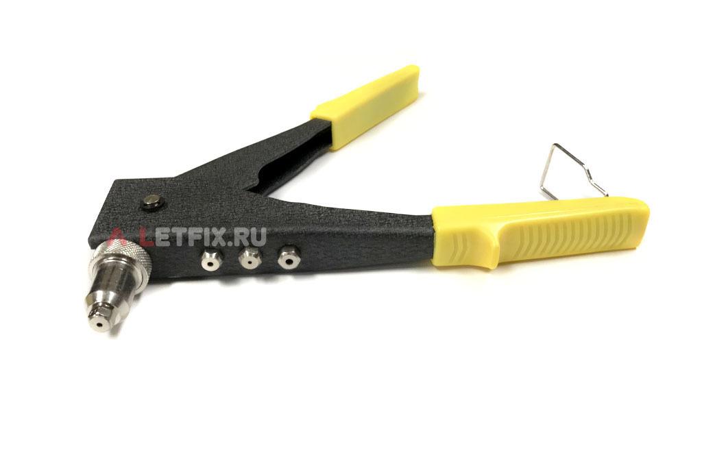 Инструмент для заклепок от 2,4 до 4,8 мм FIT 32040