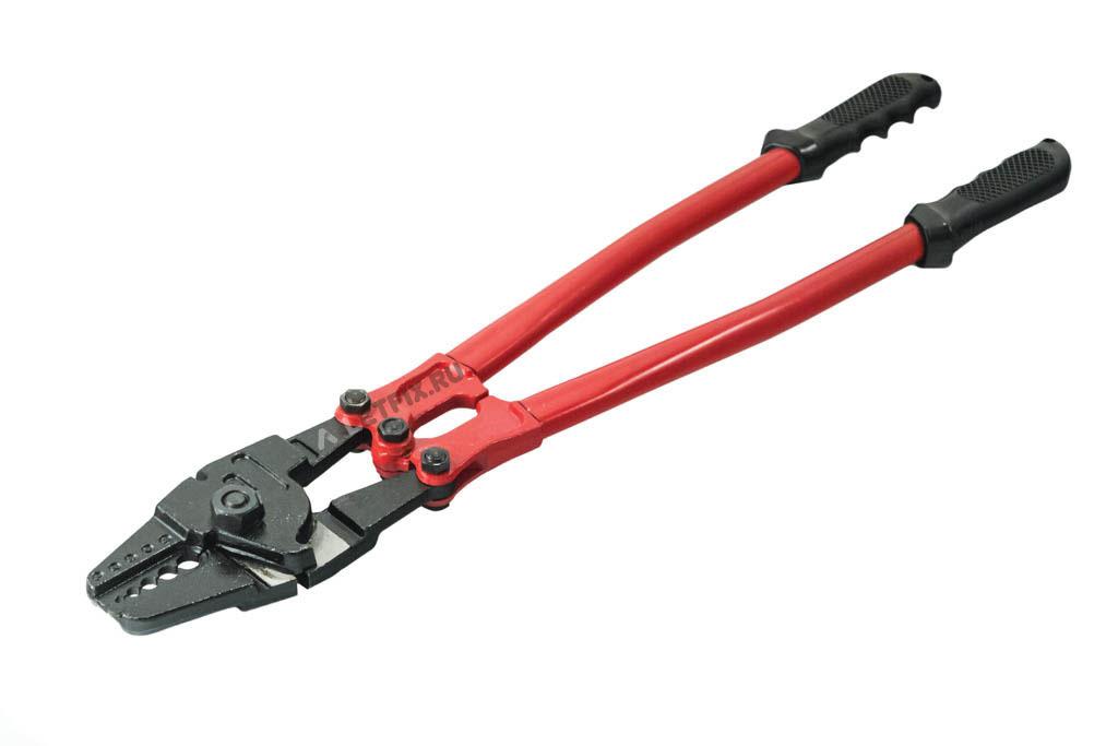 Арматурные ножницы до 6 мм длиной 450 мм