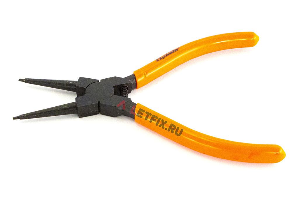 Прямой съемник для внутренних пружинных стопорных колец DIN 471
