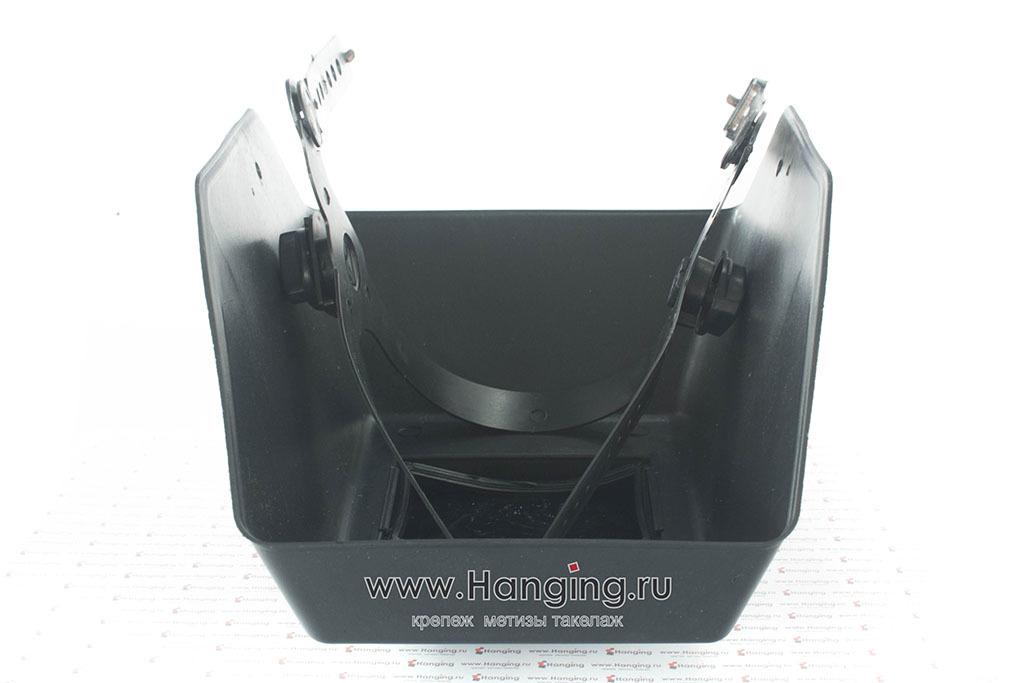 Маска из пластмассы для сварочных работ