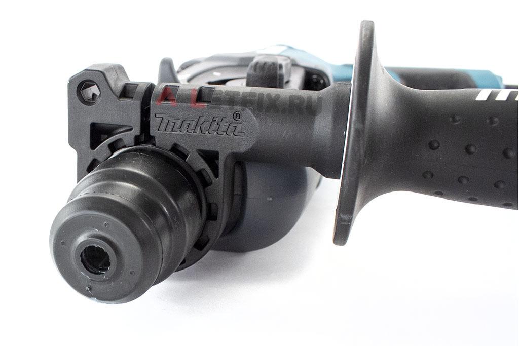 Быстрозажимной патрон перфоратора Макита HR2470