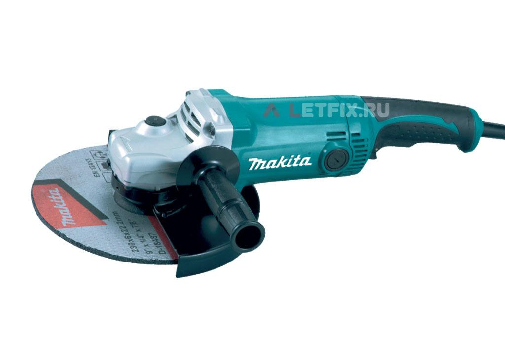 Угловая шлифовальная машина (УШМ) Makita GA9050