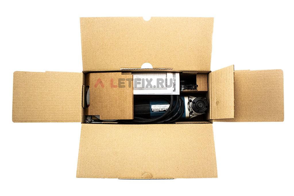 Упаковка УШМ (болгарки) GA 5030