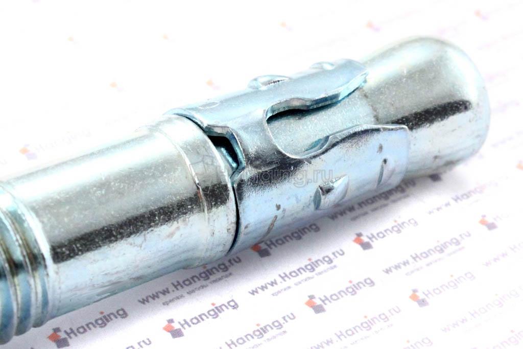 Распорный сегмент клинового анкера белого
