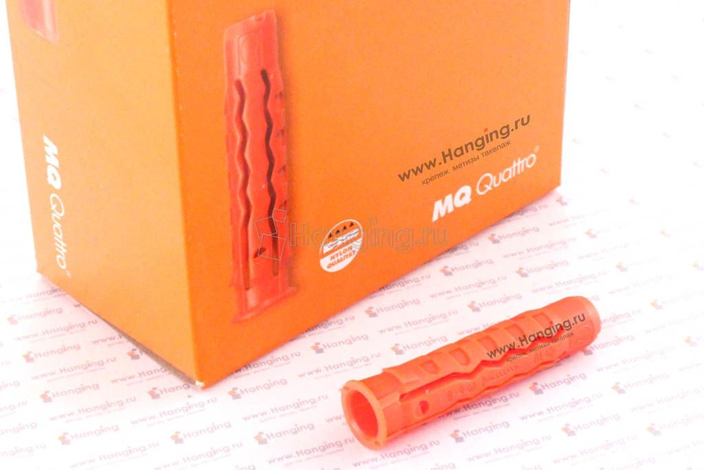 Упаковка дюбелей Mungo MQ