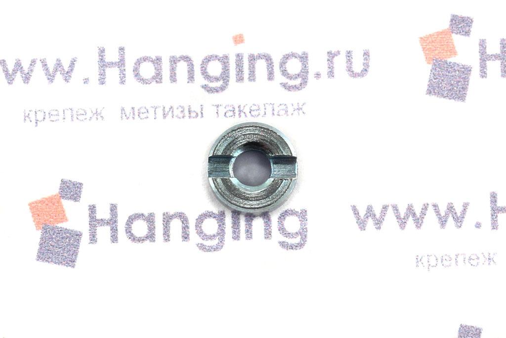 Гайка DIN 546 цинк