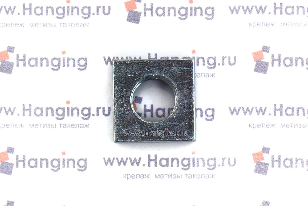 Гайка DIN 562 квадратная цинк