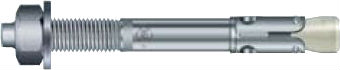 Клиновой анкер М8х75/10, BZ plus MKT (МКТ, Германия)