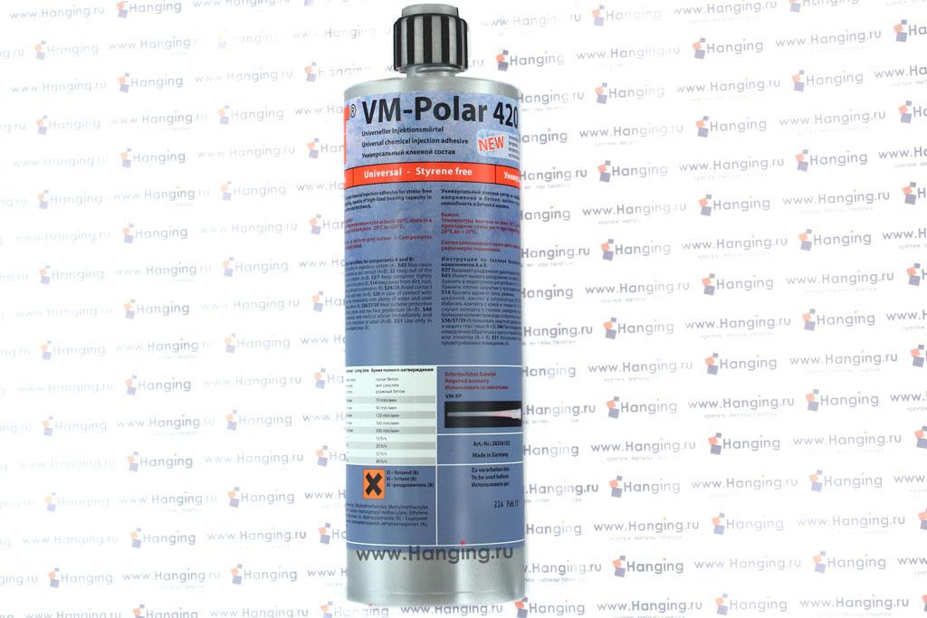 Зимний химический анкер MKT VM-MA Polar 420 мл