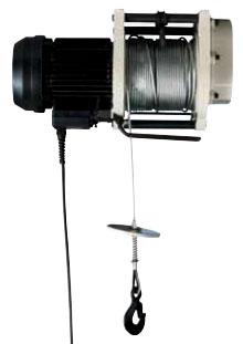 Строительная электрическая лебедка JET WRH 60 250