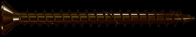Шуруп из закаленной стали с полной резьбой Power Fast Fischer