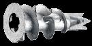 Дюбель металлический Driva для гипрока.