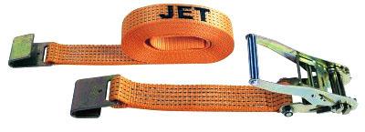 Ремни стяжные для крепления груза JET RSA-6F