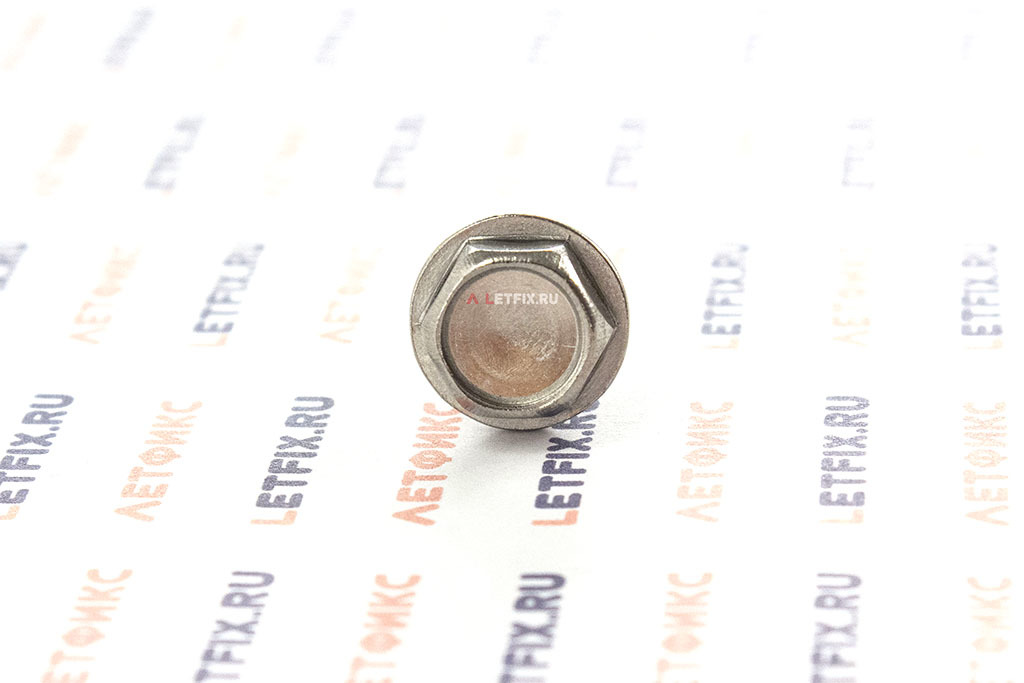 Головка шурупа DIN 7504 K из нержавеющей стали