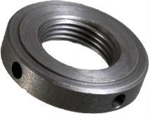 DIN 1816 — гайка круглая с радиальными отверстиями.