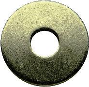 DIN 440 — шайба увеличенная широкая плоская.