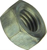 DIN 555 — гайка шестигранная с метрической резьбой.