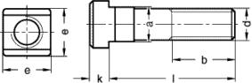 Болт DIN 787 - размеры, характеристики.